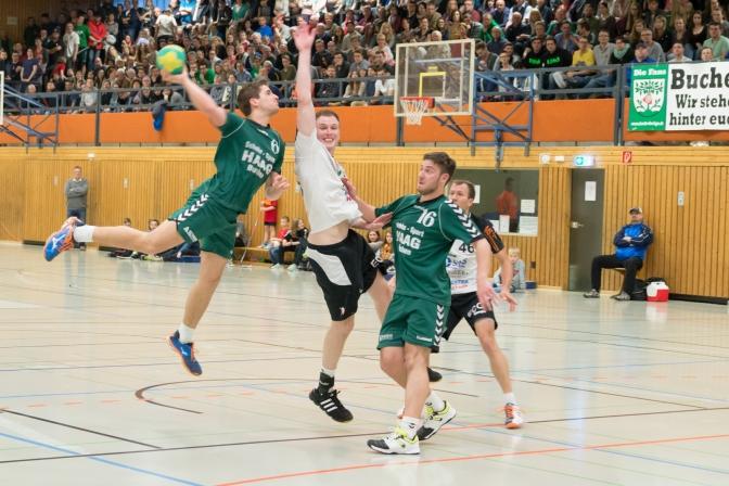 TSV Buchen – SG Degmarn-Oedheim 23:22 – Die letzten 3 Minuten im Video